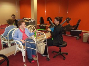 Exercise/Fitness Center - Tappan Zee Manor