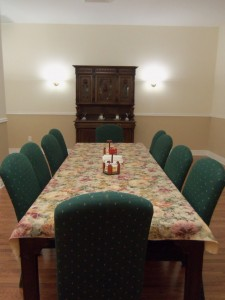 Private Dinning Room - Tappan Zee Manor