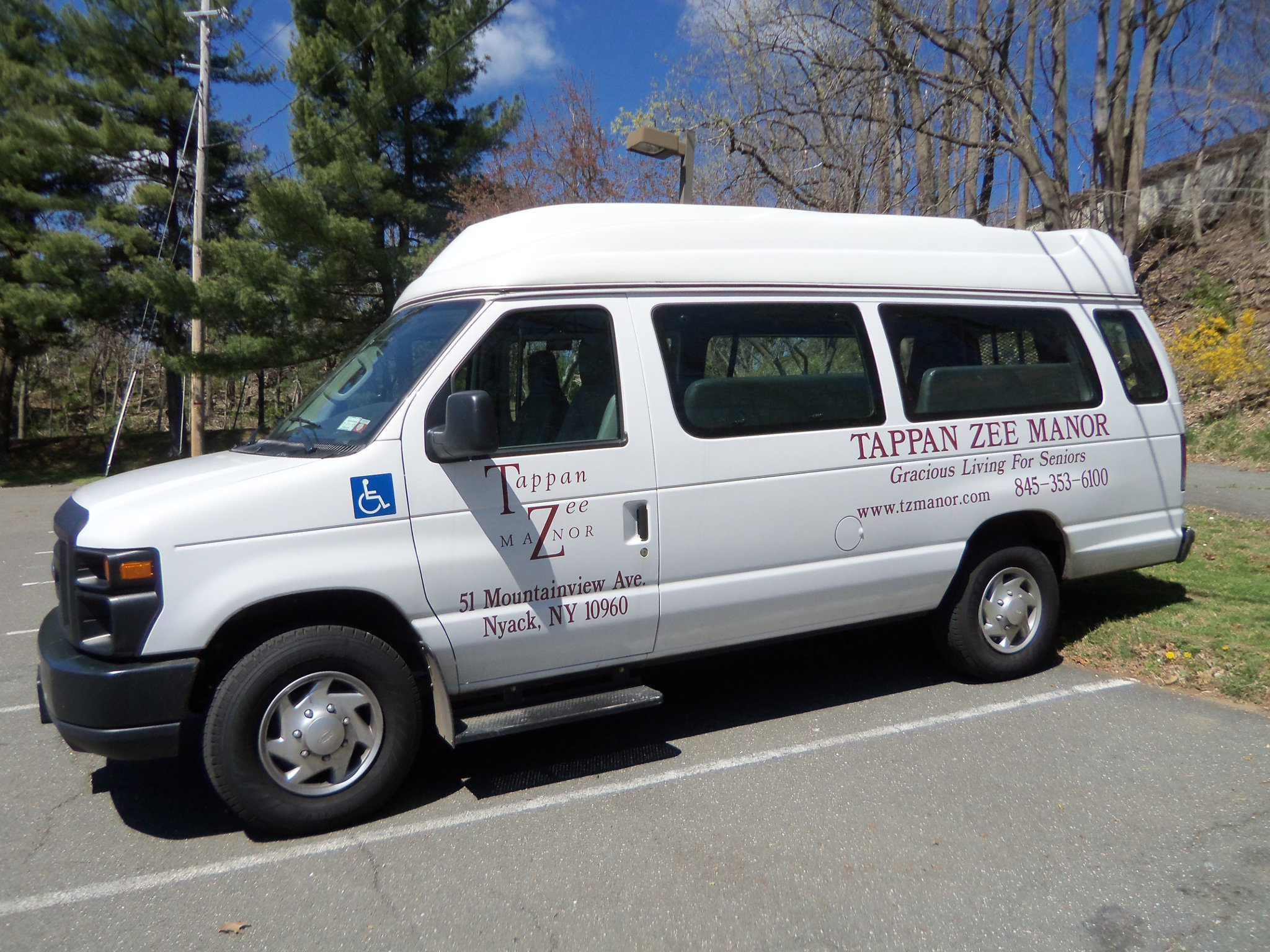 Personal Transportation - Tappan Zee Manor